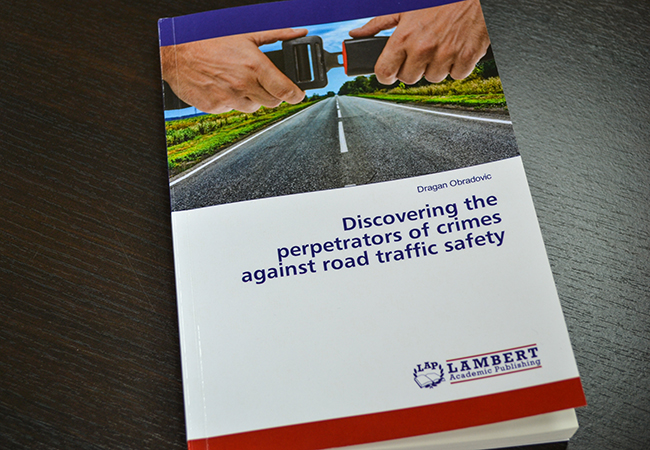 Discovering the perpetrators of crimes against road traffic safety