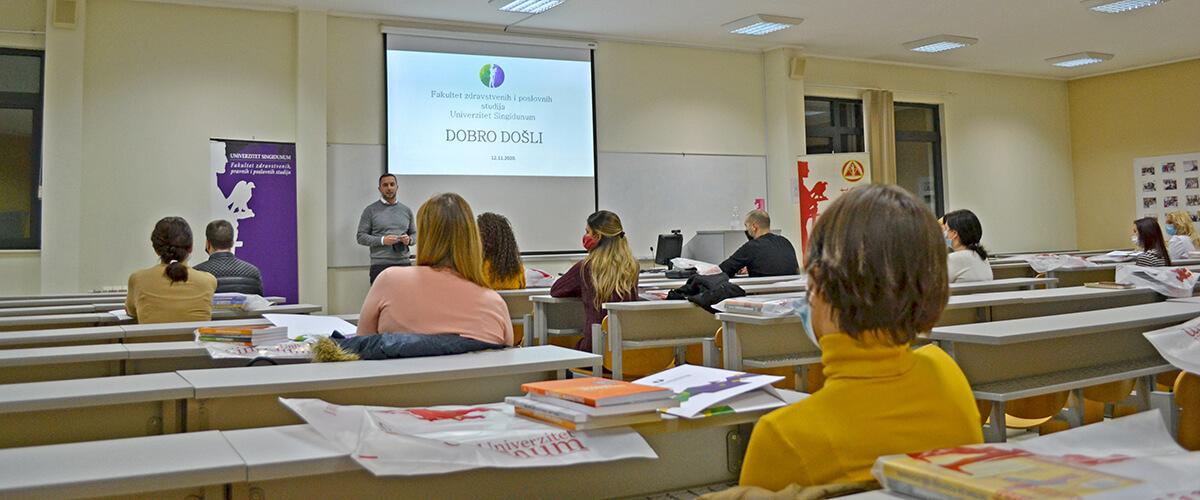 Fakultet zdravstvenih i poslovnih studija, prijem master studenata 2020 (1)