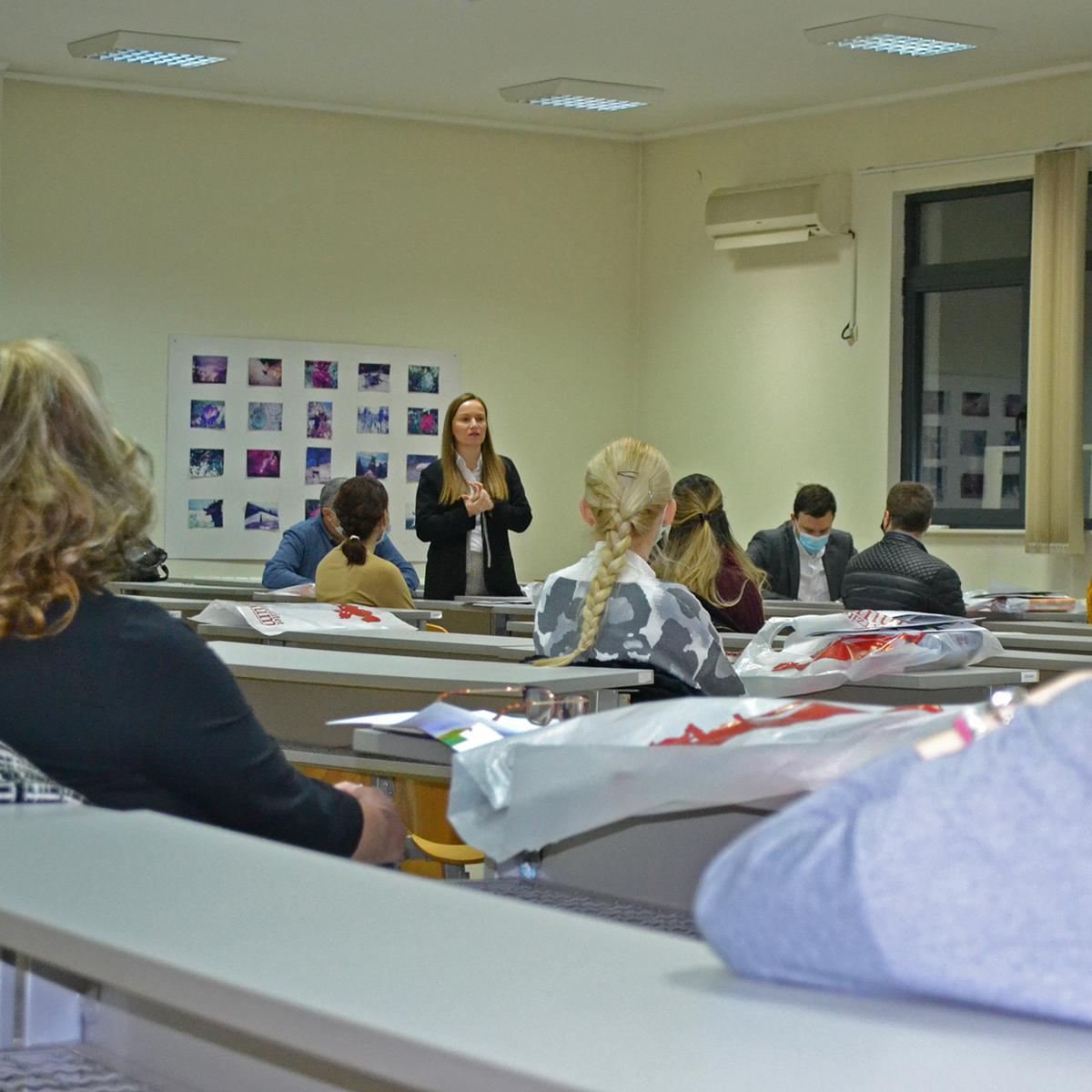 Fakultet zdravstvenih i poslovnih studija, prijem master studenata 2020-3