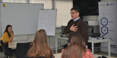 Poseta profesora sa DHBW Ravensburg iz Nemačke