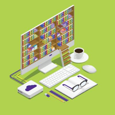 On-line biblioteka