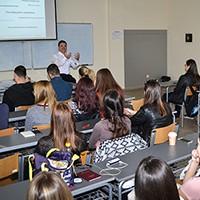 Predavanja Prof. dr Fuchs-a sa partnerskog univerziteta iz Nemačke