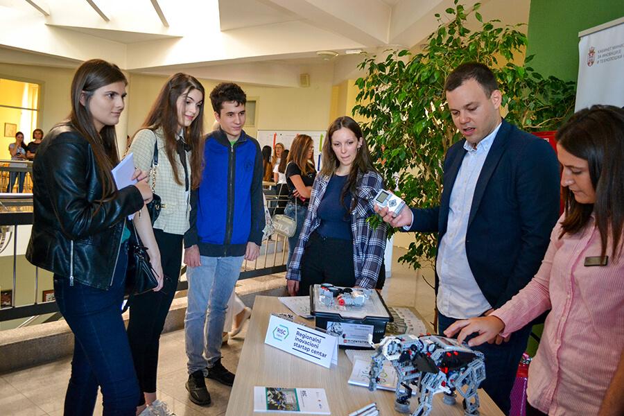Singidunum Valjevo, početak školske 2019-2020 (10)