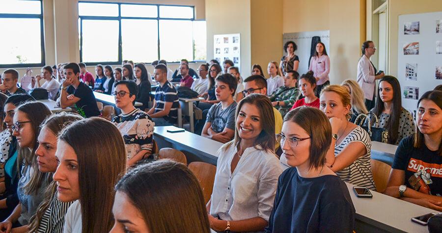 Singidunum Valjevo, početak školske 2019-2020