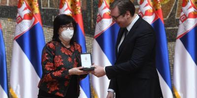 Predavač Fakulteta odlikovana zlatnom medaljom