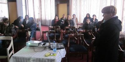 Predavanje o preduzetništvu u komori Kruševac