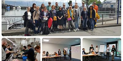 Naši profesori na Nedelji partnerstva DHBW Ravensburg, Nemačka