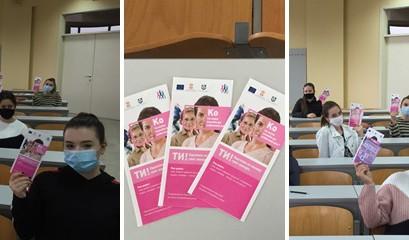 Oktobar – međunarodni mesec borbe protiv raka dojke