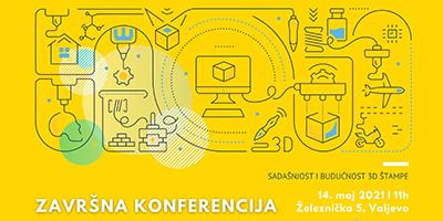 Završna konferencija projekta Otvorena laboratorija za digitalnu fabrikaciju
