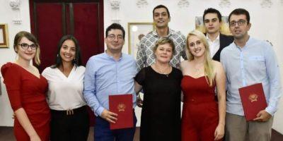 Studenti dobitnici nagrade Grada Valjeva